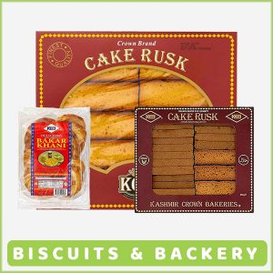 Biscuits & Backery