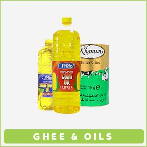 Ghee & Oils