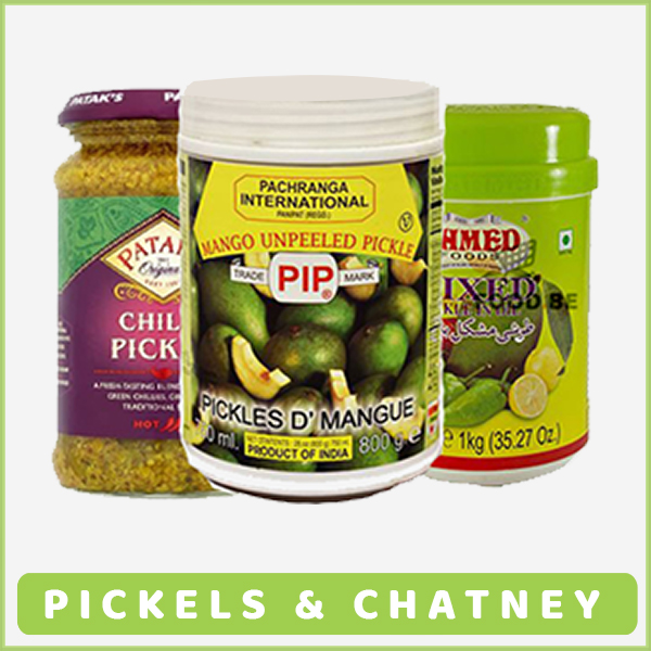 Pickels & Chatney