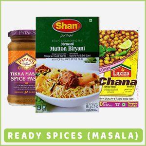 Spices Ready (Masala)