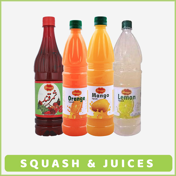 Squash (Sharbat)